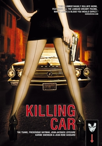 Killing Car - Poster / Capa / Cartaz - Oficial 1