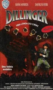 Dillinger - Uma Lenda do Crime - Poster / Capa / Cartaz - Oficial 2