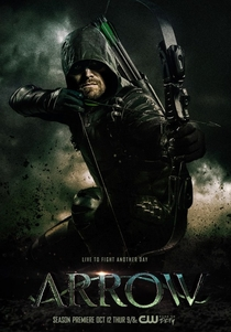 Arrow (6ª Temporada) - Poster / Capa / Cartaz - Oficial 1