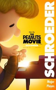 Snoopy & Charlie Brown - Peanuts: O Filme - Poster / Capa / Cartaz - Oficial 13