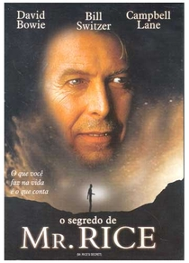 O Segredo de Mr. Rice - Poster / Capa / Cartaz - Oficial 1