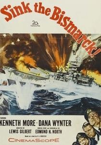 Afundem o Bismarck - Poster / Capa / Cartaz - Oficial 4