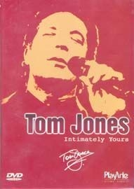 Tom Jones - Intimately Yours - Poster / Capa / Cartaz - Oficial 1