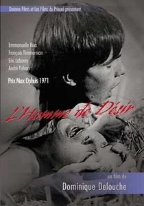 L'Homme de Désir - Poster / Capa / Cartaz - Oficial 1