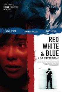 Vermelho, Branco e Azul - Poster / Capa / Cartaz - Oficial 1