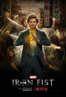 Punho de Ferro (1ª Temporada) - Poster / Capa / Cartaz - Oficial 1