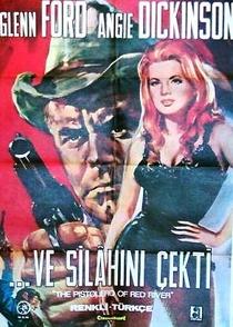 O Pistoleiro do Rio Vermelho - Poster / Capa / Cartaz - Oficial 4