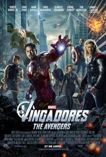 Os Vingadores - Poster / Capa / Cartaz - Oficial 1