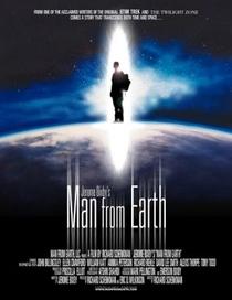 O Homem da Terra - Poster / Capa / Cartaz - Oficial 1