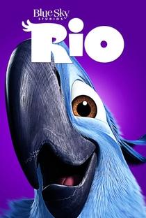 Rio - Poster / Capa / Cartaz - Oficial 24
