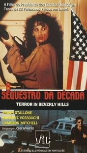 O Sequestro da Década - Poster / Capa / Cartaz - Oficial 1