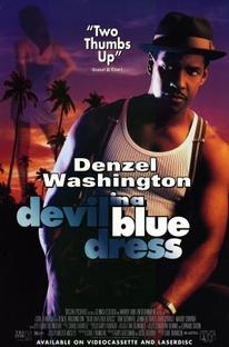 O Diabo Veste Azul - Poster / Capa / Cartaz - Oficial 5