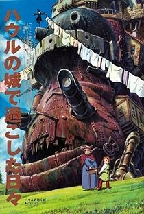 O Castelo Animado - Poster / Capa / Cartaz - Oficial 15