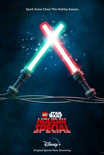 LEGO Star Wars: Especial de Festas - Poster / Capa / Cartaz - Oficial 6