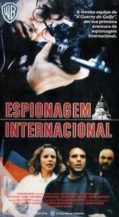 Espionagem Internacional - Poster / Capa / Cartaz - Oficial 1