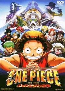 One Piece 4 - Aventura Mortal - Poster / Capa / Cartaz - Oficial 1