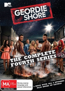 Geordie Shore (4ª Temporada) - Poster / Capa / Cartaz - Oficial 1