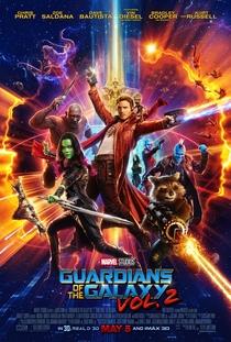 Guardiões da Galáxia Vol. 2 - Poster / Capa / Cartaz - Oficial 8
