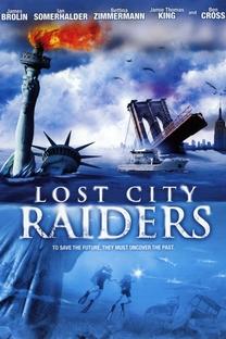 Os Invasores da Cidade Perdida - Poster / Capa / Cartaz - Oficial 2