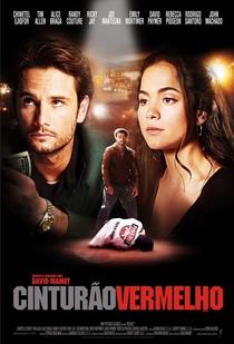 Cinturão Vermelho - Poster / Capa / Cartaz - Oficial 1