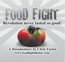Food Fight - Poster / Capa / Cartaz - Oficial 1