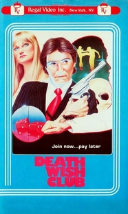 Death Wish Club - Poster / Capa / Cartaz - Oficial 2