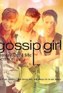 Gossip Girl: A Garota do Blog (6ª Temporada) - Poster / Capa / Cartaz - Oficial 10