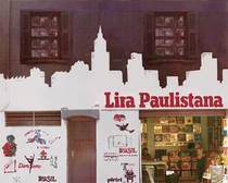 Lira Paulistana e a Vanguarda Paulista - Poster / Capa / Cartaz - Oficial 1