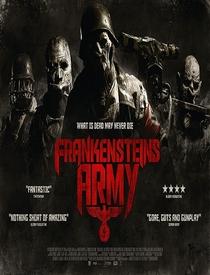 O Exército de Frankenstein - Poster / Capa / Cartaz - Oficial 2