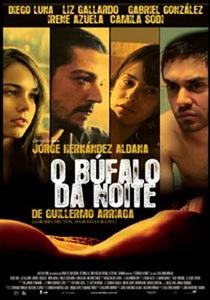 O Búfalo da Noite - Poster / Capa / Cartaz - Oficial 1