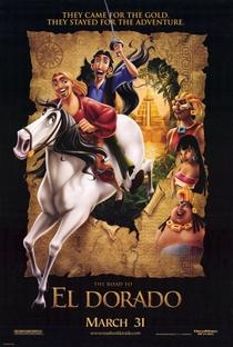 O Caminho para El Dorado - Poster / Capa / Cartaz - Oficial 1