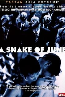 A Snake of June - Poster / Capa / Cartaz - Oficial 8