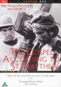 O Evangelho Segundo São Mateus - Poster / Capa / Cartaz - Oficial 1