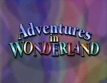 Adventures in Wonderland 1992   - Poster / Capa / Cartaz - Oficial 1