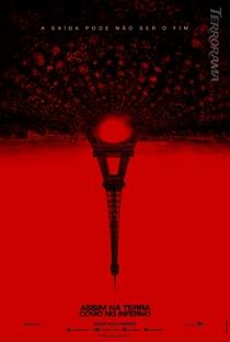 Assim na Terra Como no Inferno - Poster / Capa / Cartaz - Oficial 4