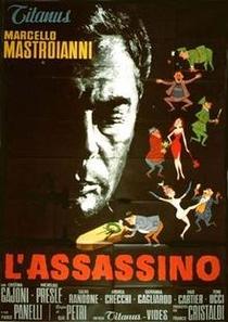 O Assassino - Poster / Capa / Cartaz - Oficial 2