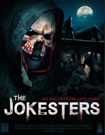 The Jokesters (2015) - Poster / Capa / Cartaz - Oficial 2