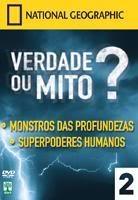 Verdade ou Mito: Monstros das Profundezas - Poster / Capa / Cartaz - Oficial 1