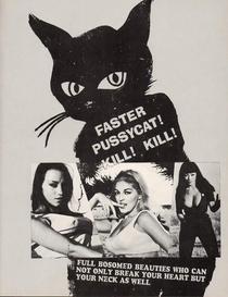 Faster, Pussycat! Kill! Kill! - Poster / Capa / Cartaz - Oficial 2