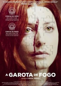 A Garota de Fogo - Poster / Capa / Cartaz - Oficial 16