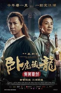 O Tigre e o Dragão: A Espada do Destino - Poster / Capa / Cartaz - Oficial 5