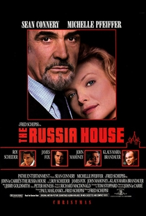 A Casa da Rússia - Poster / Capa / Cartaz - Oficial 5