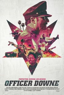Officer Downe - Poster / Capa / Cartaz - Oficial 1