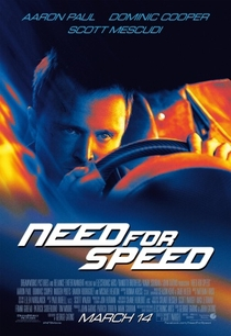 Need for Speed - O Filme - Poster / Capa / Cartaz - Oficial 4