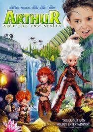 Arthur e os Minimoys - Poster / Capa / Cartaz - Oficial 2