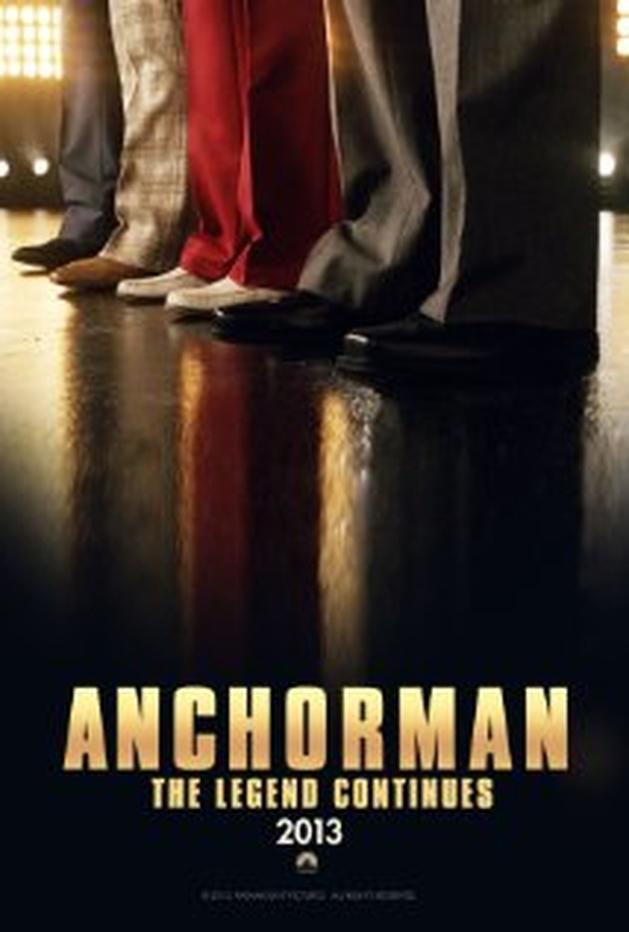"Veja o segundo teaser de ""Anchorman: The Legend Continues"""