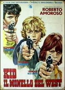 Kid il monello del West - Poster / Capa / Cartaz - Oficial 1