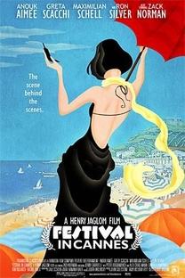 Um Festival em Cannes - Poster / Capa / Cartaz - Oficial 1