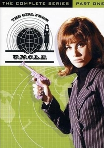 A Garota da U.N.C.L.E. - Poster / Capa / Cartaz - Oficial 1