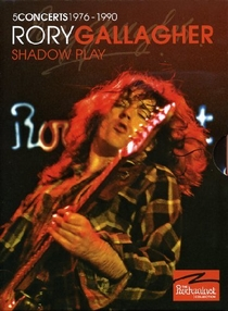 Rory Gallagher - Shadow Play - Poster / Capa / Cartaz - Oficial 1